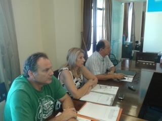1η Συνεδρίαση Οικονομικής Επιτροπής