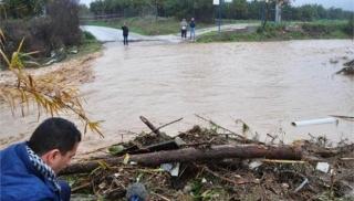 Δυσμενείς καιρικές συνθήκες στον Δήμο Ζακύνθου
