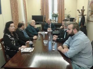 Δελτίο Τύπου του Δημάρχου Ζακύνθου για τη σύσκεψη που είχε ως θέμα την προστασία από τους σεισμούς