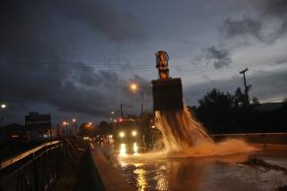 Έκτακτο Δελτίο Τύπου για τους κλειστούς δρόμους λόγω πλημμυρών