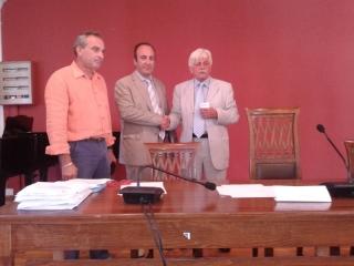 Πρώτη Συνεδρίαση του Δημοτικού Συμβουλίου Ζακύνθου