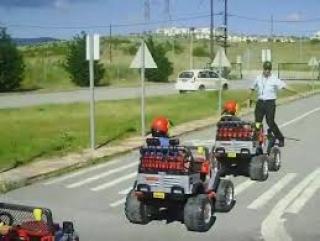 Λειτουργία πάρκου κυκλοφοριακής αγωγής Δ.Ζακύνθου
