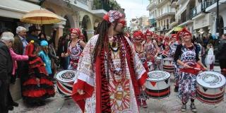Ζακυνθινό Καρναβάλι 2015