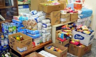 Δελτίο Τύπου του Δήμου για την προσπάθεια συγκέντρωσης τροφίμων και ειδών πρώτης ανάγκης