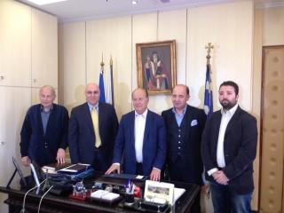 Δελτίο Τύπου του Δημάρχου Ζακύνθου για την επίσκεψη εκπροσώπων του Δήμου Παβίας
