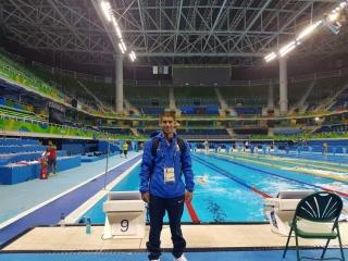 Δελτίο Τύπου του Δημάρχου Ζακύνθου για τον παραολυμπιονίκη, Γεράσιμο Λιγνό