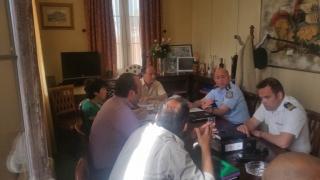 Δελτίο Τύπου του Δημάρχου Ζακύνθου για τη σύσκεψη που έγινε με τις Υπηρεσίες