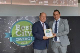 Δελτίο Τύπου του Δήμου Ζακύνθου για το βραβείο στα Best City Awards